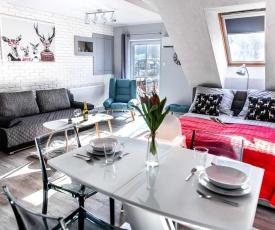 Apartament Łania Frania